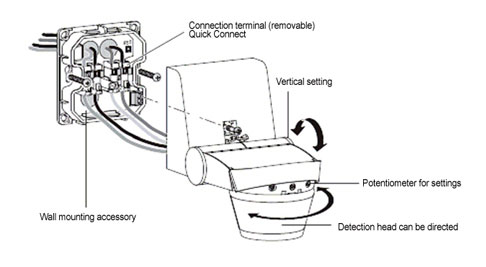 Hager Motion Sensor Wiring Diagram